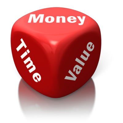 Money Time Value Dice