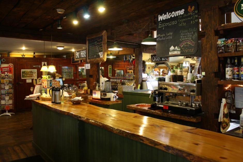 Coffee Counter at Original General
