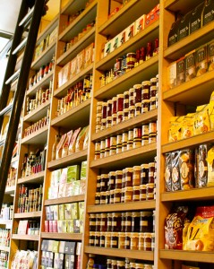 Properly faced shelves are a result of good facing practices