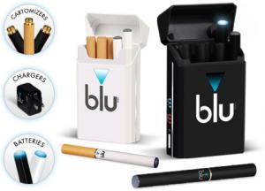 Blue E-Cigarettes