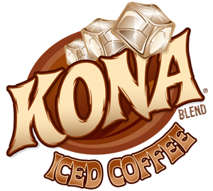 Kona Iced Coffee Logo